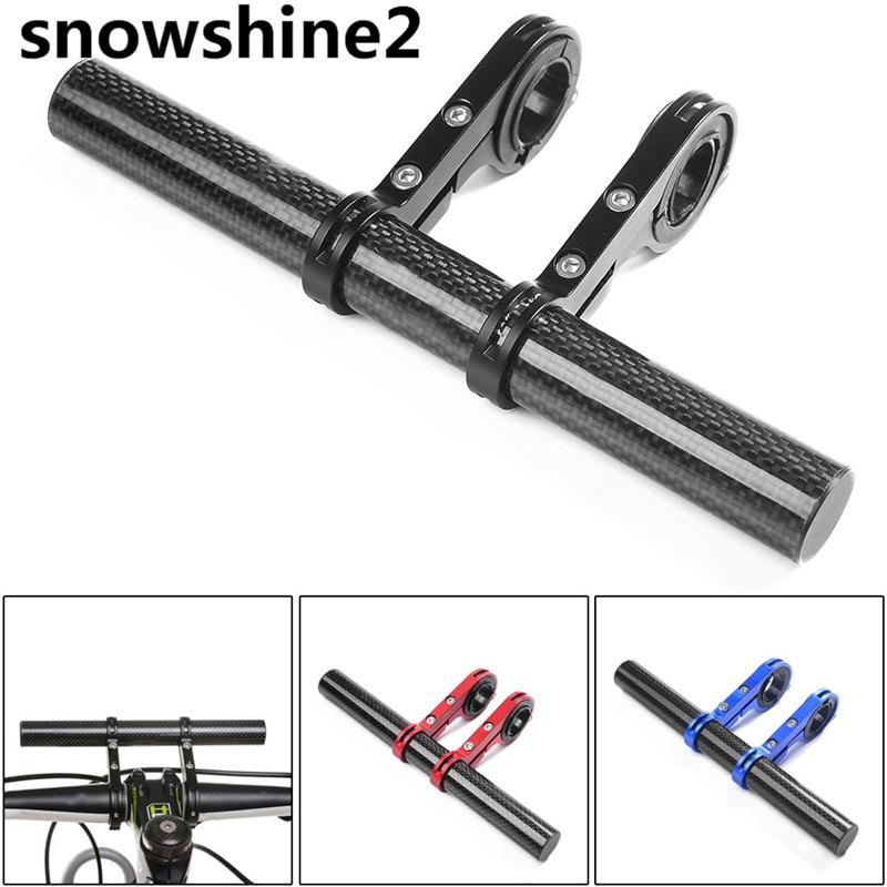 Snowshine2 #3522 Porte Vélo Lampe De Poche Poignée Bar Accessoires Vélo Extender gros Support de Montage