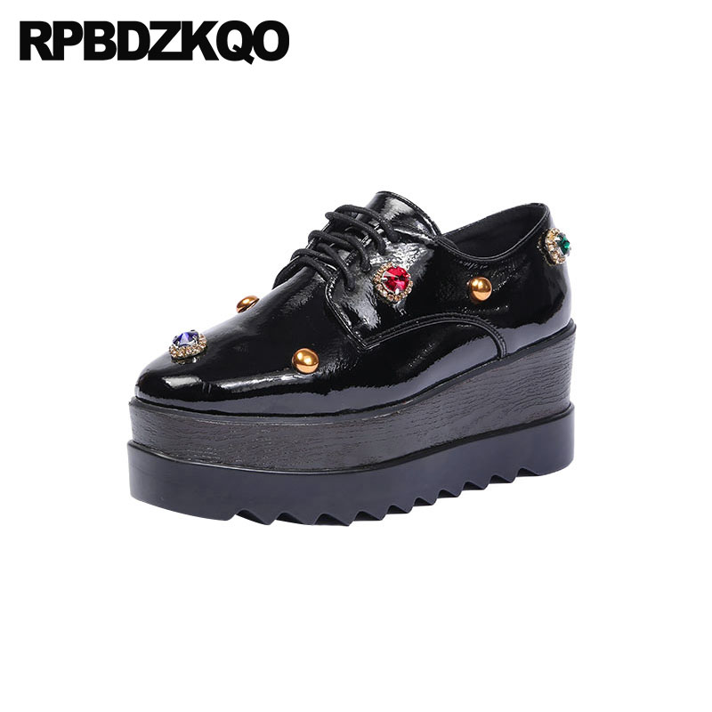0de97e27ff79 Buy wedge oxfords womens and get free shipping on AliExpress.com