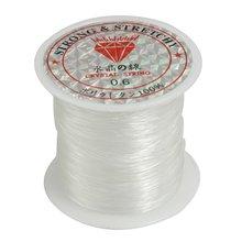 53 Lbs 0.6mm translucent Clear nylon fishing line Fishing