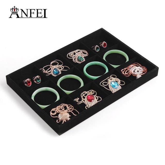 Aliexpresscom Buy Jewelry Box Earring Holder Nacklace Organizer