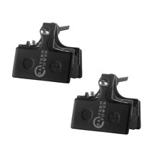 купить Semi-Metal Bike Brake Pads For SHIMANO XTR / DEORE XT M8000 Bicycle Brake Pads 2 Pairs по цене 187.58 рублей