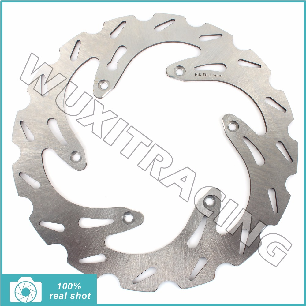 Front Brake Disc Rotor for KTM 380 400 450 500 505 520 530 540 600 620 625 640 EXC F SX F MXC SXS F XC W GS Sixdays DUKE II 640 generic roland xc 540 xj 540 640 740 head board for 6 heads