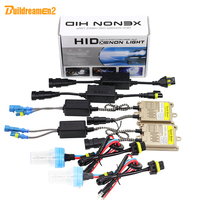 Buildreamen2 55W H1 Canbus HID Xenon Kit 3000K 4300K 6000K 8000K AC Ballast Bulb Decoder Anti