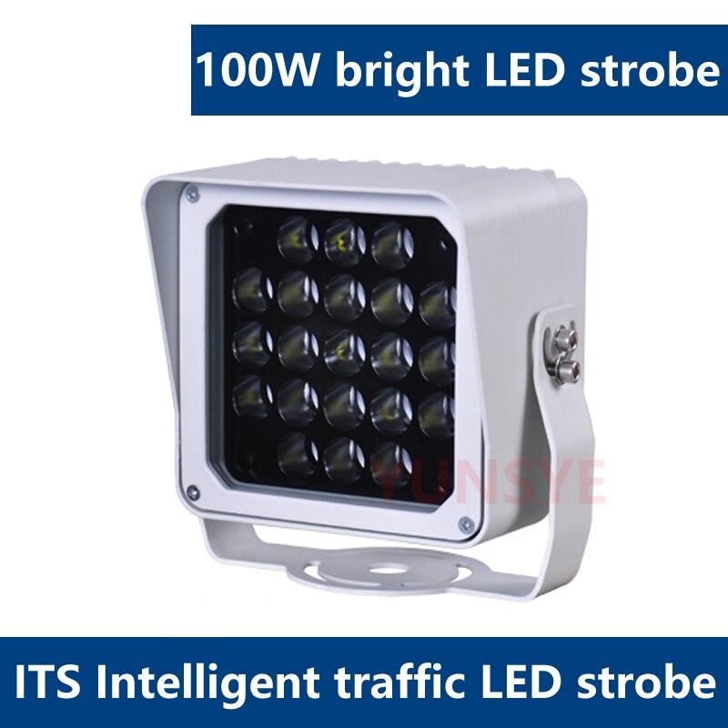 YUNSYE CCTV  100W Road strobe LED  CCTV ITS Highlight LED strobes License  flash lamp cctv led strobe 180w road strobe led its strobe cctv its highlight led strobes
