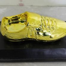 05c120fcd462 Football Trophy Replica Golden Award shoes fans souvenir world cup Gold Boot.  US $39.99 / piece Free Shipping