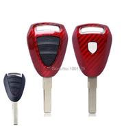 high quality carbon fiber key case cover for porsche Boxster Cayman 911