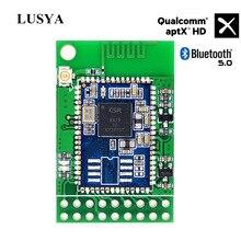 Lusya CSR8675 Bluetooth 5,0 Wireless empfang modul adapter board Analog I2S SPDIF Digital Audio Ausgang Backplane T0248