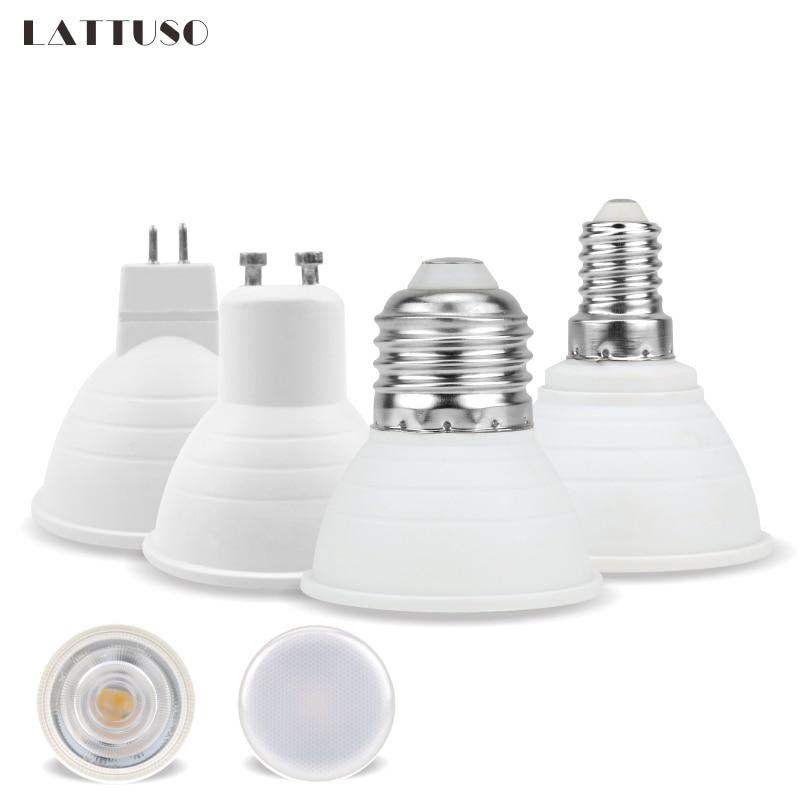 Gu10 mr16 lâmpada led e27 e14 6 w 220 v ângulo de feixe 24 120 graus spotlight para casa de poupança de energia lâmpada interior para lâmpada de mesa