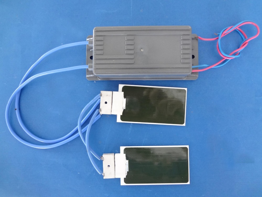 7g ozone generator (220 v) + 2 3.5 g ceramic pieces of ozone generator parts Ozone accessories