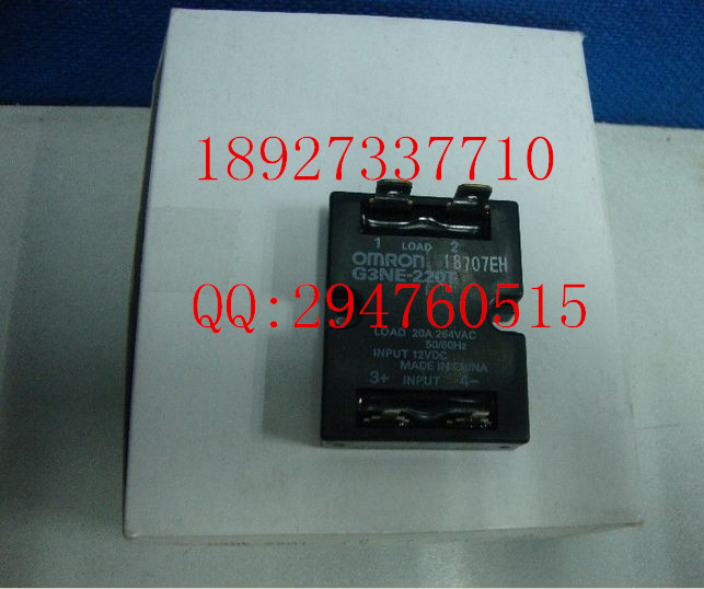 [ZOB] 100% brand new original authentic OMRON Omron solid state relays G3NE-220T DC12V --2PCS/LOT [sa] new original authentic spot celduc solid state relays so889060 2pcs lot