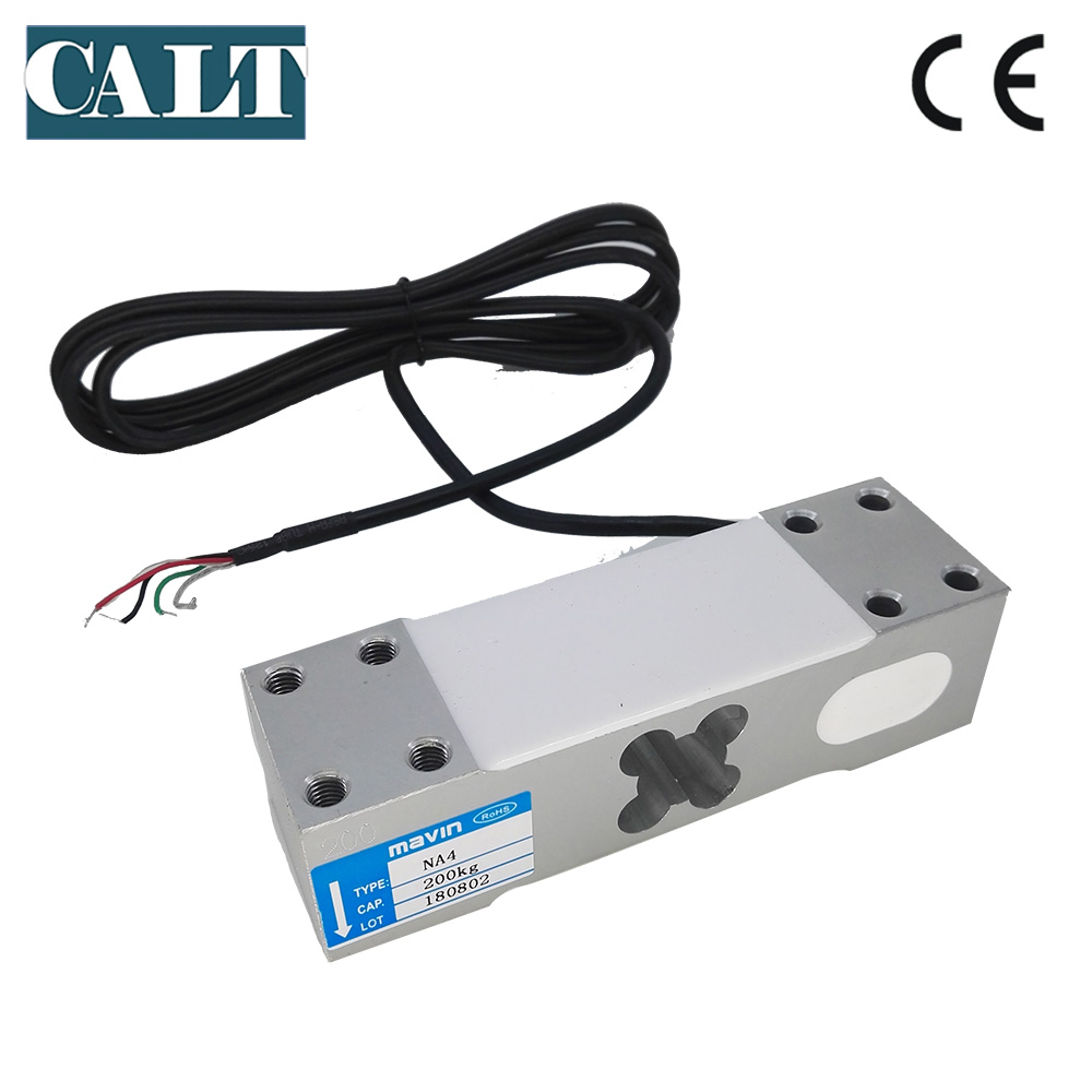 Mavin NA4 100kg 200kg 350kg 500kg Single point cast aluminum load cell used for electronic scales