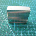 Hot Sale 10pcs Super Strong Cuboid Block Neodymium Magnet Rare Earth N35 30 x 10 x 2 mm Free Shipping 30*10*2 30x10x2