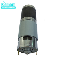 Bringsmart high torque low noise dc planetary gear motor with 42mm gearbox
