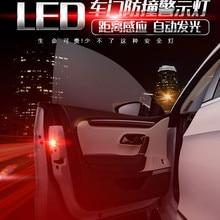 Anti-Collision-Lights Audi A4 Mini Cooper Door-Safety Warning Lifan Volvo Citroen C5