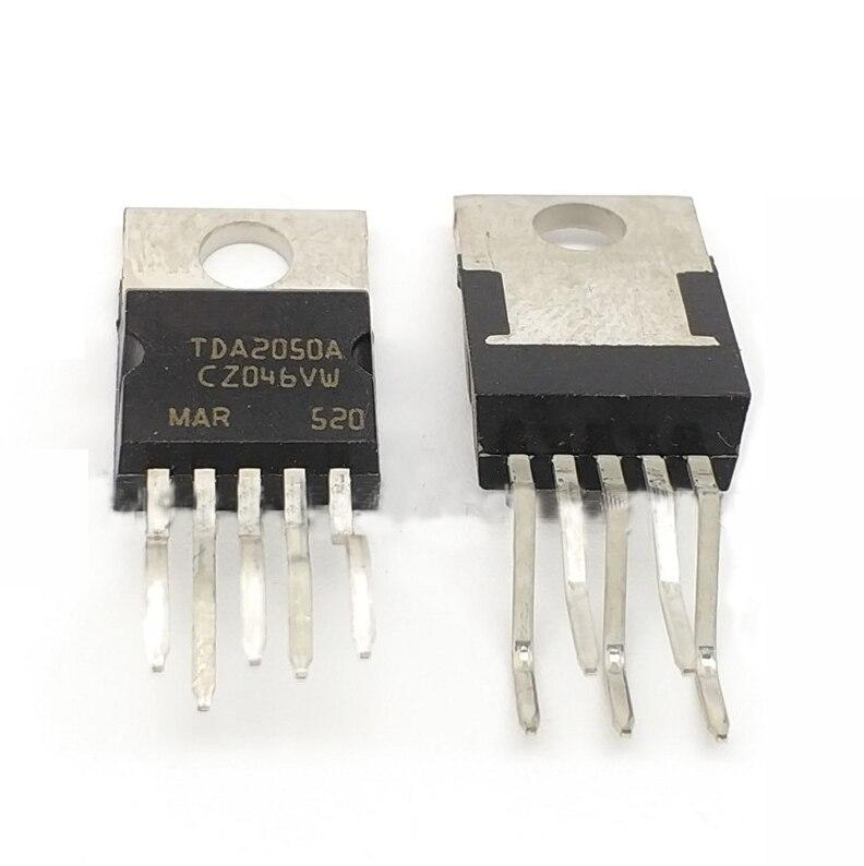 1PCS TDA2050 TO-220-5 IC Audio  Amplifier New Original