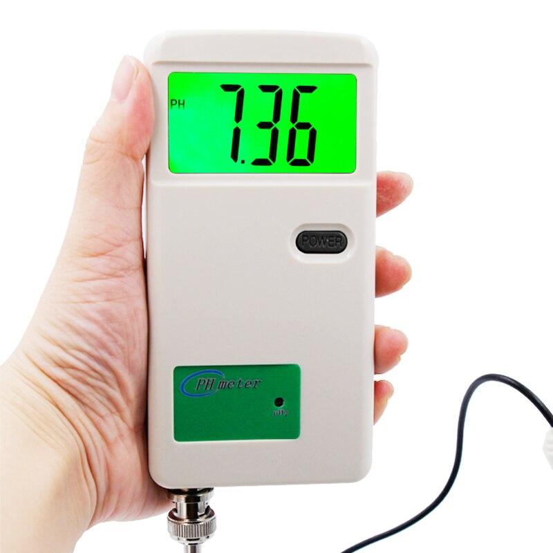 Nouveau arrivent PH-3012 Qualité Pureté PH mètre numérique Testeur D'eau pour la biologie chimique laboratoire 0.00-14.00ph Analyseur 20% Off