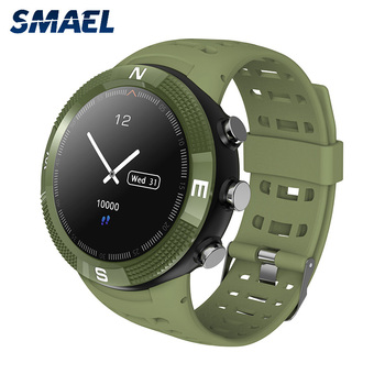 SMAEL Smart Watch  Bluetooth4.2 reloj inteligente  Heart Rate Monitor GPS Smart watch For Android IOS Smart Watch
