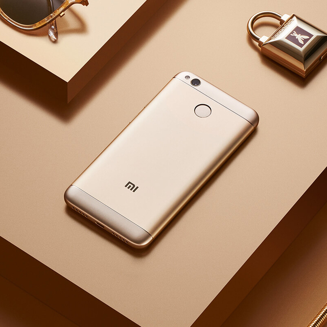 Original Xiaomi Redmi Snapdragon 435 Octa Core Fingerprint ID