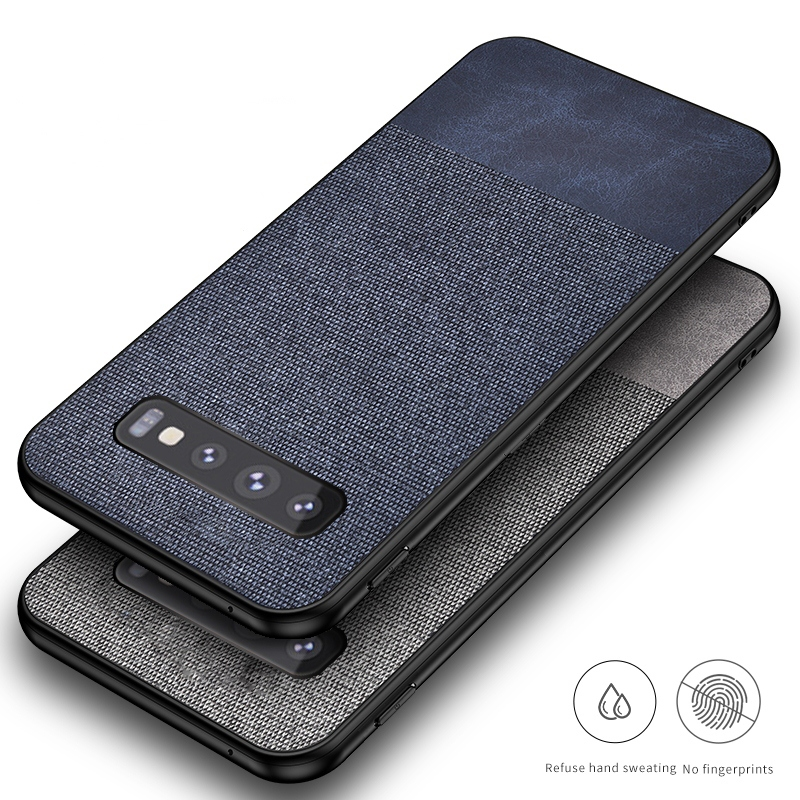 The Fabric Samsung S10 Case