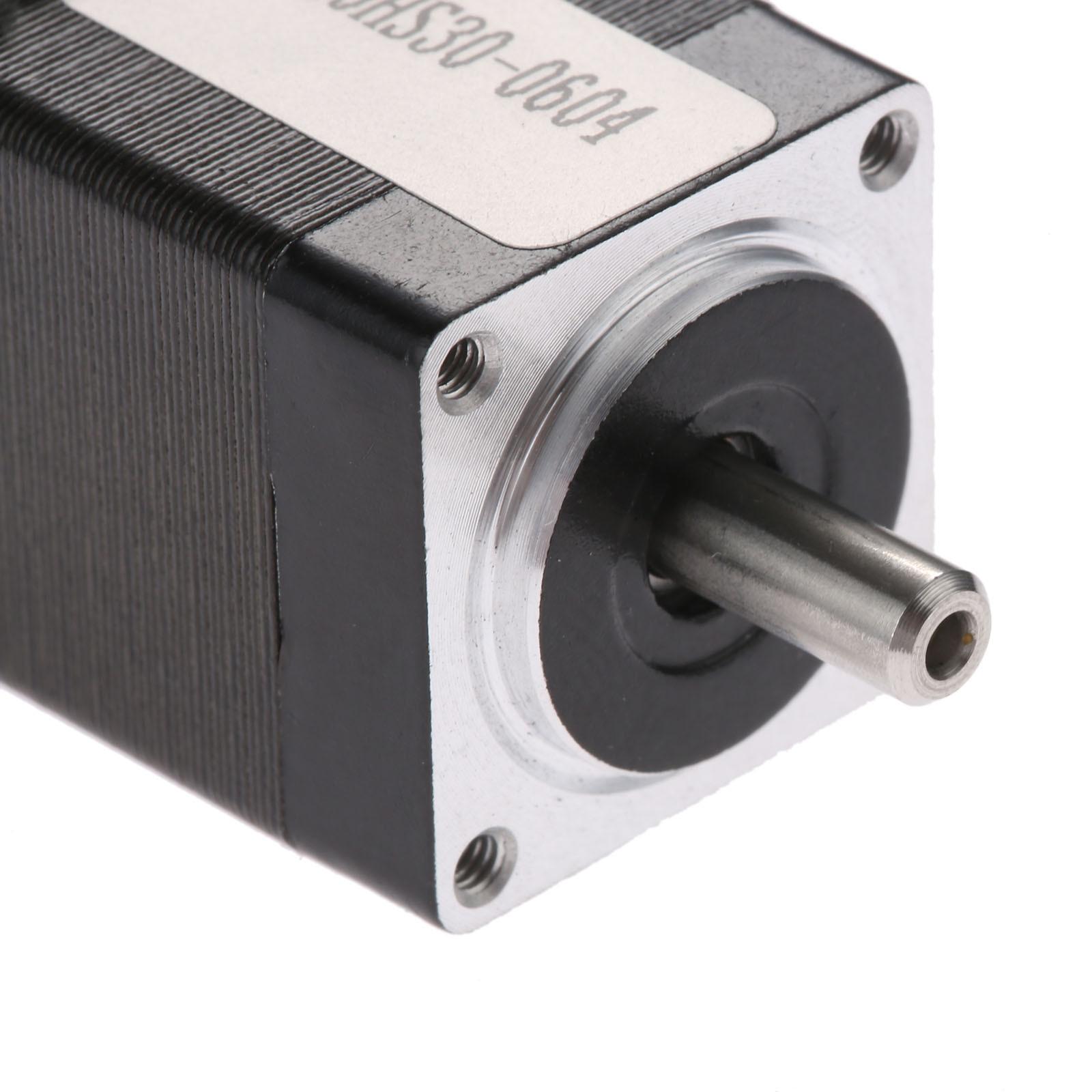 NEMA8 30mm Fase Nema Motor De Passo