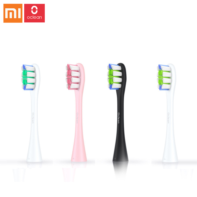 Xiaomi Oclean SE / One 2PCS Replacement Brush Heads For Automatic Electric Sonic Toothbrush Deep Cleaning Tooth Brush Heads