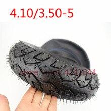 O envio gratuito de 12 polegadas estrada pneu 4.10/3.50 5 atv quad ir kart 47cc 49cc tubo interno do pneu caber todos os modelos 4.10/3.50 5