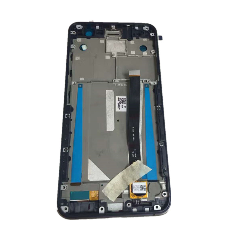 + Frame For ASUS Zenfone 3 ZE520KL Z017D Z017DA Z017DB LCD Display Digitizer Touch Panel Screen Assembly + Frame For ASUS Zenfone 3 ZE520KL Z017D Z017DA Z017DB LCD Display Digitizer Touch Panel Screen Assembly