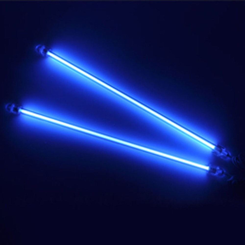 A Pair Of Car Under Auto Underbody Neon Lights CCFL Cold
