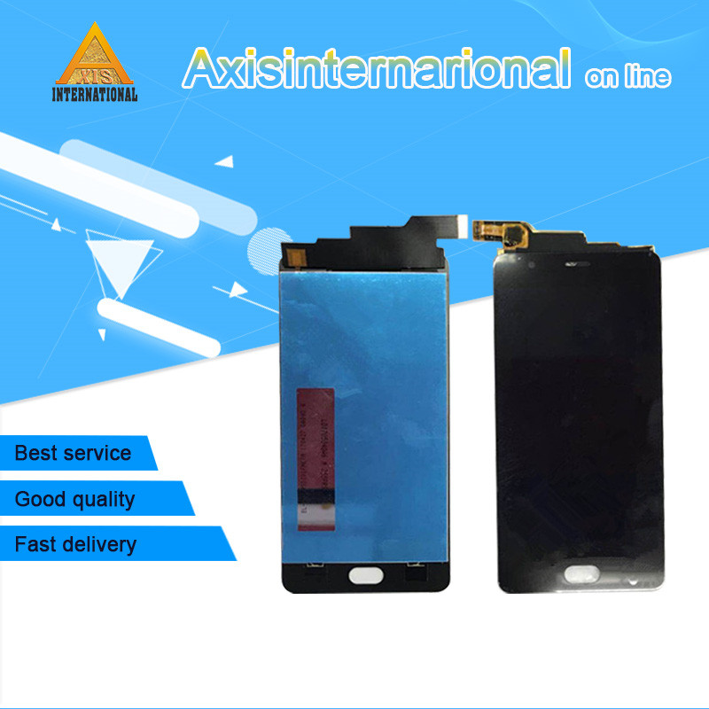 Axisinternational For ZTE Nubia M2 Lite LCD Screen Display Touch Panel Digitizer Black Free Shipping