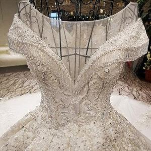 Image 2 - AIJINGYU vestido para boda Egipto largo cola bola colores Popular Corea vestidos italianos cinturón para vestido de bodas