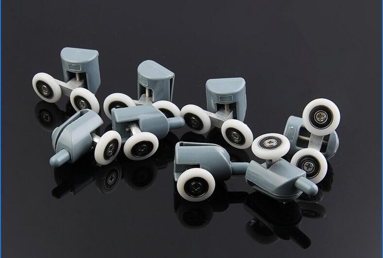 Ролик для душевой двери, стеклянный дверной ролик, ролики для ванны душа, колеса, шкив(XYHL-020