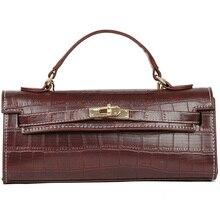 Women Alligator Pattern Crossbody Bags for Chains Bag Ladies Handbag Fashion Shoulder Chic Handbags Satchels
