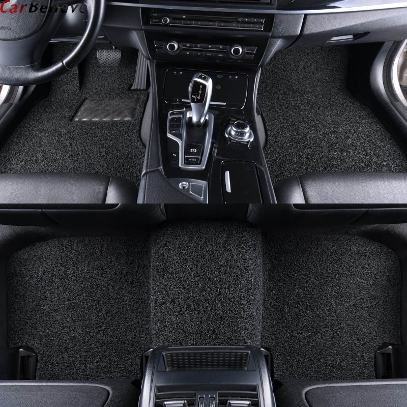 Car Believe Auto car floor Foot mat For ssangyong kyron actyon korando rexton accessories waterproof carpet rugs floor linersCar Believe Auto car floor Foot mat For ssangyong kyron actyon korando rexton accessories waterproof carpet rugs floor liners
