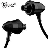 QKZ X6 Metal Version Linear HIFI Fever Earplugs In-ear Earphones Professional Sound Quality Heavy Bass audifonos Q Feeling