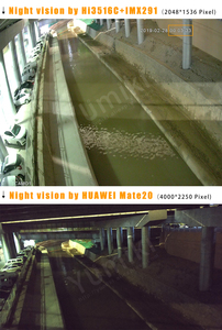 Image 5 - Module de caméra StarLight IP 3MP 3516C + Sony IMX291, analyse intelligente, Module de caméra avec lentille Starlight IP, carte ONVIF, XMEYE