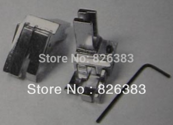 1 piece Industrial sewing machine Dual Compensating Feet with Wrench Key presser foot NO 211 14 in Sewing Machines from Home Garden