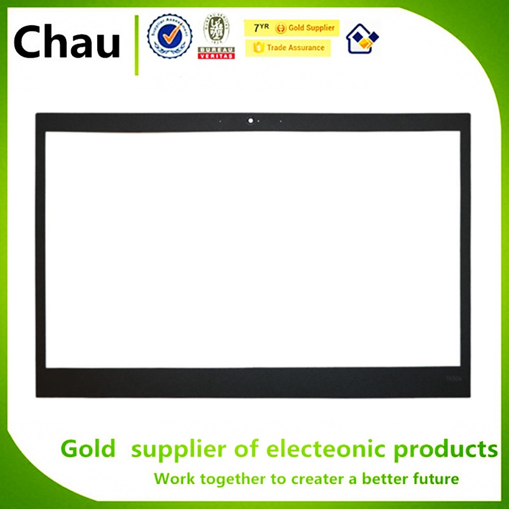 New For Lenovo Thinkpad T450S Laptop LCD Front Screen Bezel Sheet Cover Laptop Bags & Cases     - title=