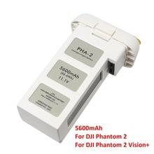 5600 мАч большой Ёмкость Интеллектуальный полета Батарея Drone аксессуары для DJI Phantom 2 для DJI Phantom 2 видения +