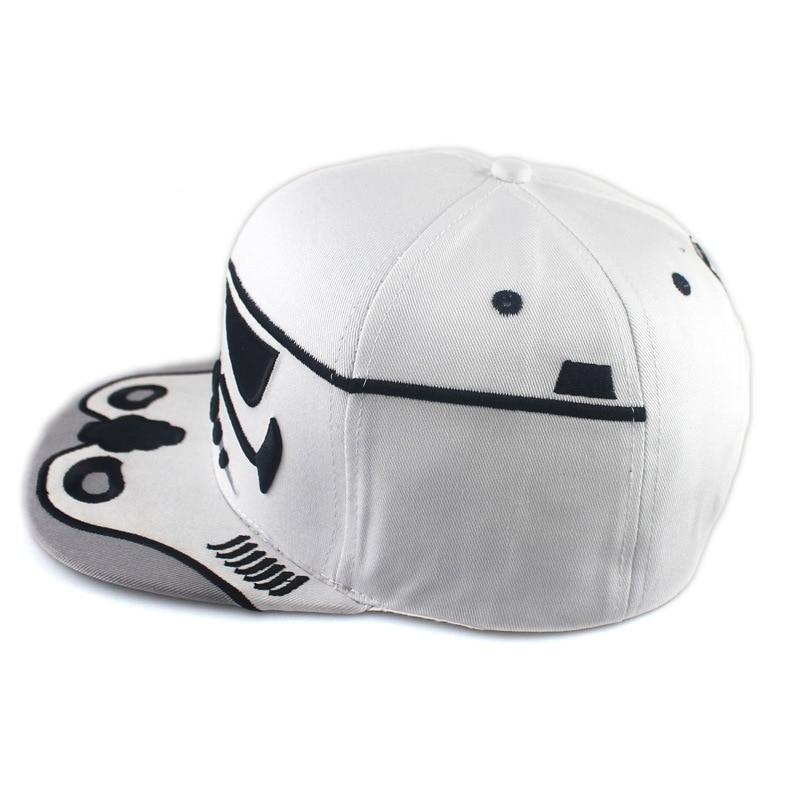 2017 New Fashion Cotton Brand Star Wars Baseball Cap Cool Strapback - Kläder tillbehör - Foto 5