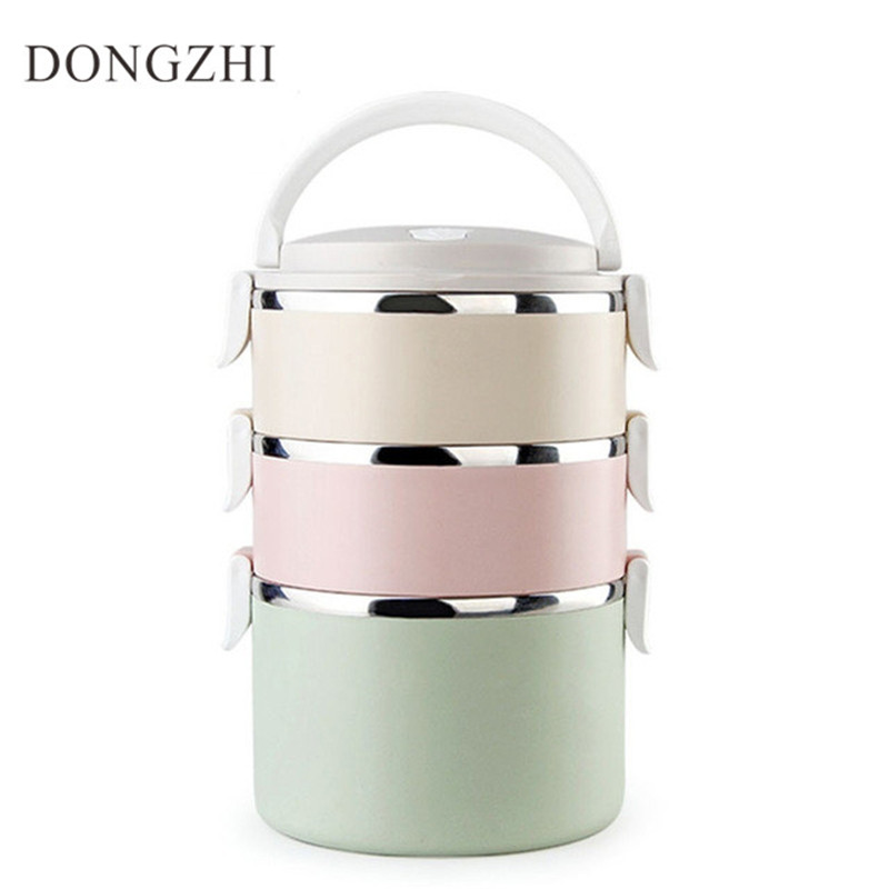 A Kitchen Is Launching An Express Lunch Service: LOULONG Stainless Steel Lunch Box Container For Food