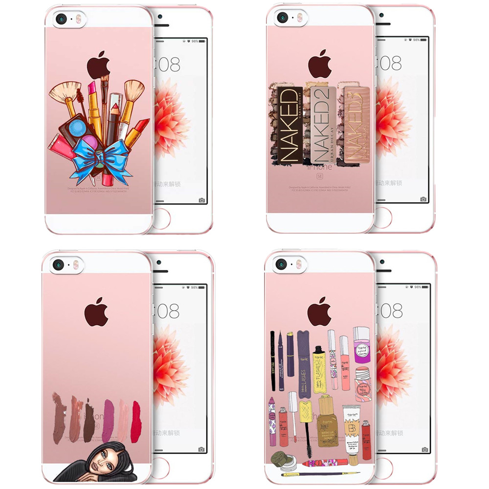 Half-wrapped Case Phone Bags & Cases New Medical Equipment Doctor Pattern Silicone Phone Cases Cover For Iphone 5 5s Se Clear Tpu Case Capa Coque Good Taste