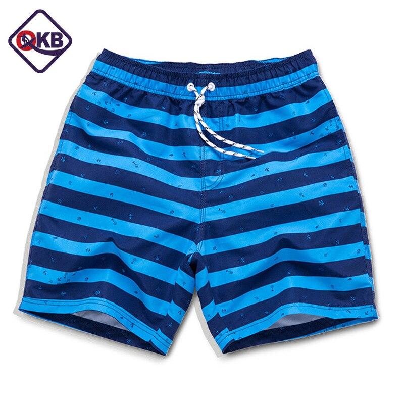 QIKERBONG Summer 2017 New Board Shorts Men Swimshorts Bathing Suit Mens  Plus Size Sweat Board  Beach Short