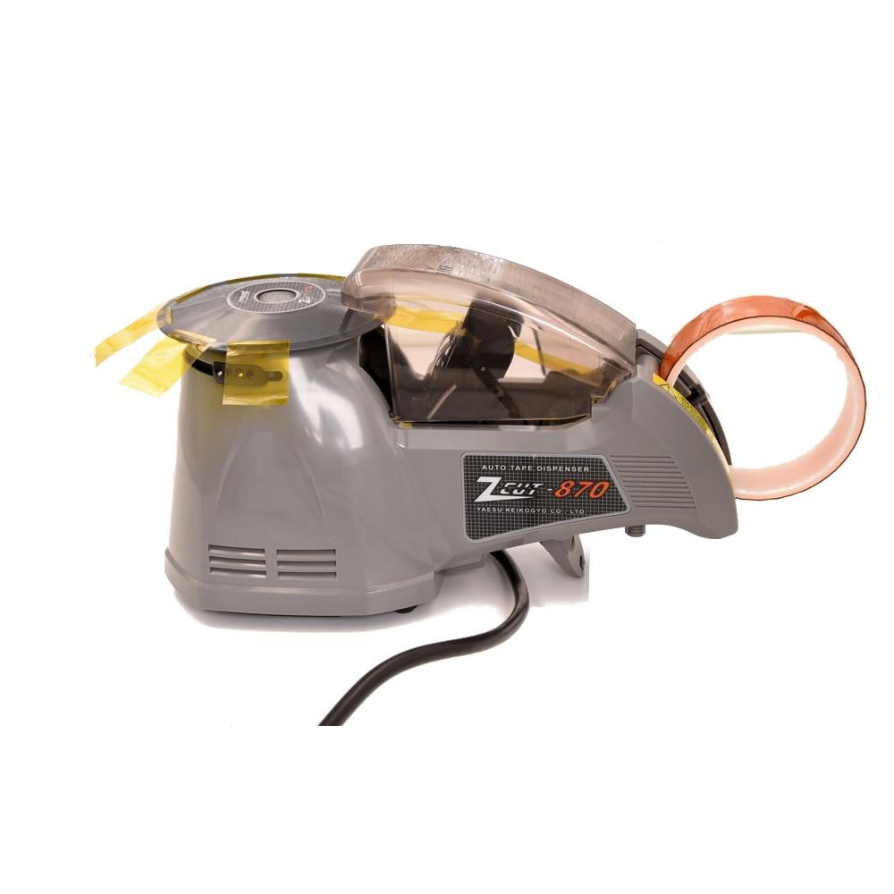 KNOKOO автоматический Диспенсер ленты zcut-870 Авто Резка Длина 10-70 мм для Медь Фольга хлопок и Пластик