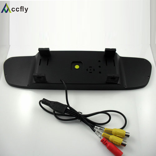 Accfly 4.3 դյույմ TFT LCD գույնի վերանայեք - Ավտոմեքենաների էլեկտրոնիկա - Լուսանկար 2