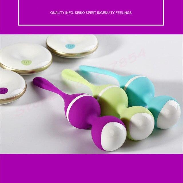 Omysky 10 Model Wireless Remote Control Vagina Ball Vibrator Sex Toys For Women Kegal Ball 2