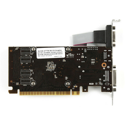 Top Quality 2GB DDR3 DVI VGA HDMI PCI-E Low profile Graphics Card NEW