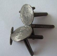 10pcs 25*6mm Engraving Saw Blades Shank Stone Carving Carve Patterns on T Shape Grinding Head Diamond Sintering Wheel