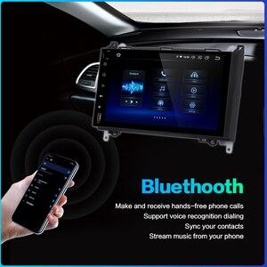 "Image 4 - Dasaita 9"" IPS 2 Din Car Multimedia Player for Benz A B Class Sprinter Vito 2006 2007 2008 2009 2010 2011 2012 Autoradio Stereo"