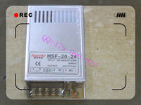 [ZOB] Heng Wei ultra small switching power supply 24V0.8A HSF 20 24 20W 5PCS/LOT