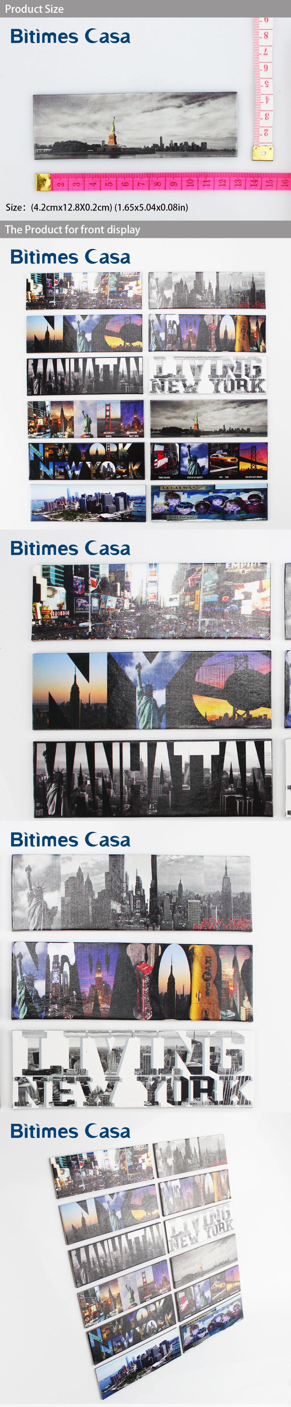 Fridge Magnets New York-11-1